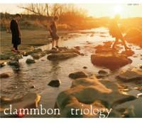 """クラムボン """"triology""""【初回限定盤】"""